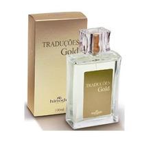 Kit Com 3 Perfumes Importado Hinode Gold + Frete Grátis