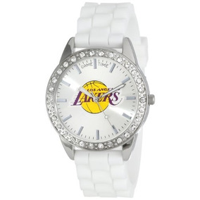 Game Time Womens Nba-fro-lal Frost Watch - Los Angeles Lak