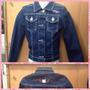 Chaqueta De Jeans Para Niña Unica Disponible Talla 4