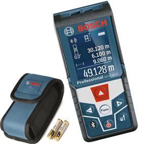 Medidor De Distância À Laser Glm 50 C Com Bluetooth Bosch