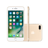 Iphone 7 Plus 128 Gb Original Tela 5.5 Lacrado Pela Apple