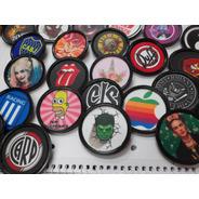 1000 Prendedores Sublimados Personalizados Pins