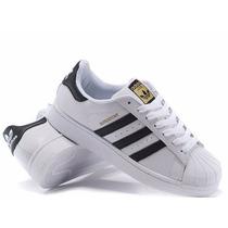 Zapatillas Adidas Superstar Originales En Caja Y Etiquetas