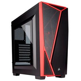Gabinete Corsair Carbide Spec04 Red Gamer Oferta Dmaker
