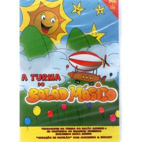 A Turma Do Balão Mágico - Dvd E Cd