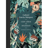 Cien Años De Soledad. Edición Ilustrada(libro Literatura Ibe