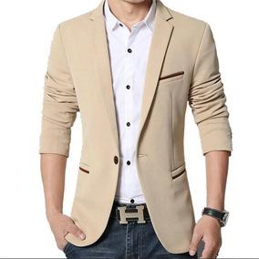 Cool Fashion / Blazer Moda Casual Hombres Saco