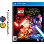 Lego Star Wars The Force Awakens Psvita Juego Físico Pspvita