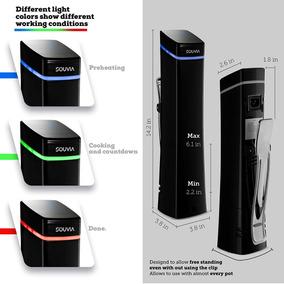 Sous Vide Souvia Termocirculador Wifi 1100w Potencia & Anova