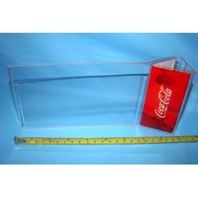 Coca Cola Plastico Original Retro Vintage Publicidad De Mesa