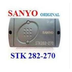 Stk282-270 Amplificador De Áudio Original ** Som Lg ** Novo!