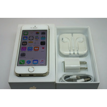 Iphone 5s Dorado 32gb Libre Telcel Iusacell Nextel Movistar