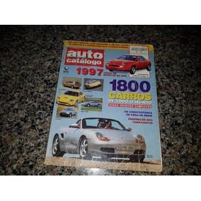 Revista Auto Catalogo - Auto Esporte - Edição De 1997