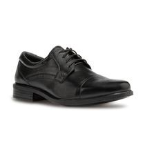 · Zapato Oxford Ferrato Piel Confort Doble Ancho 2296289