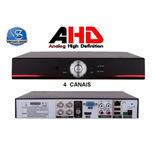 Dvr Stand Alone Ahd Até 4 Canais H264 Fullhd P Até 4 Cameras
