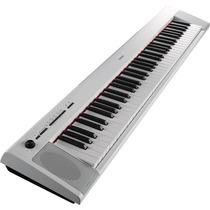 Yamaha Np-32 Blanco Piano Digital 76 Teclas Envio Gratis