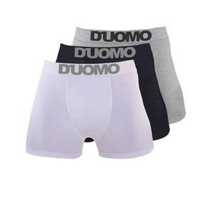 Kit Com 4 Cuecas D Uomo Boxer Class Sem Costura G