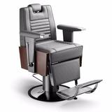 Cadeira Hidráulica Reclinável Barbeiro Ferrante Alvorada