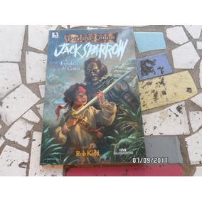 A Espada De Cortes - Piratas Do Caribe Jack Sparrow 4