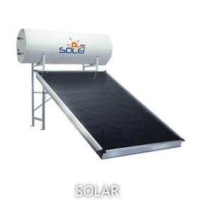 Calentador Solar Solei Cinsa De 150 Lts