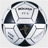 Mikasa Futevolei Bola Altinha Original Branca   Preta 5a78ebe031684