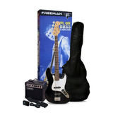 Combo De Bajo Electrico - Full Rock Color Negro - Freeman