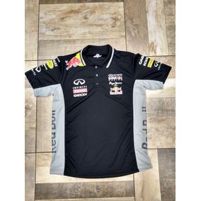 Camisa Pólo Red Bull Racing F1 Team Pronta Entrega a535fcae55c