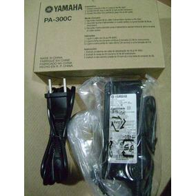 Fonte Original Pa300c Teclado Yamaha Psr S670 S650 S550 S500