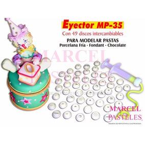 Eyector De Pastas Con 49 Discos Intercambiables Parpen