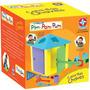 Brinquedo Para Bebe Casa Das Chaves Estrela
