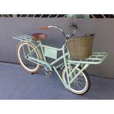 Bicicleta Foodbike Carga Trike Triciclo Truck Bike Cargueira