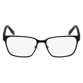 Óculos Marchon Eyeglasses M Hudson 001 Black 55mm - Óculos De Grau ... 668d0939d8