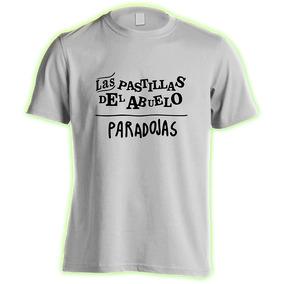 Las Pastillas Del Abuelo : Remera Premium + Pin : Paradojas
