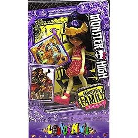 Monster High Monster Family Of Cleo Pharrah De Nile Original