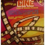 Horacio Malvicino Gino Bonetti Musica De Cine Vinilo Lp