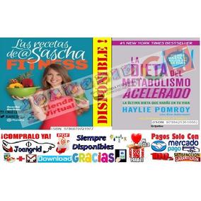 Pdf Kit Recetas Sascha Fitness+ Dieta Metabolismo Acelerado