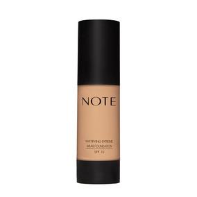 Base Note Mattifying Extreme Wear Foundation 07 Pump Apricot