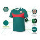 Playera Selección Mexicana Producto Oficial