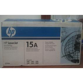 Toner Hp 15a Original