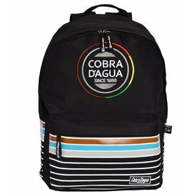 Mochila De Costa Cobra Dágua Escolar Juvenil Cdm800801