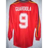Seleccion De España adidas Copa Del Mundo 1994 #9 Guardiola