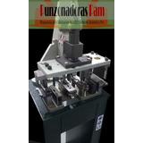 Punzonadora Pok M3 Modena Pf Abrir Puerta - Aluminio Ind