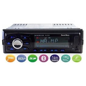 Stereo Auto Bluetooth Usb Micro Sd Pendrive Estereo Radio Eg