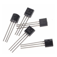 Pack Por 10 Unidades 2n2222 Npn Transitor Bipolar Arduino