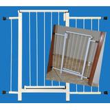 Portão Grade Proteção Porta Cachorro Pets Cães 89 Cm A 94 Cm