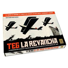 Juguete Yetem 80290 Juego Teg La Revancha