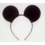 Lembrancinha Tiaras Orelha Minnie E Mickey Kit 40 Unidades