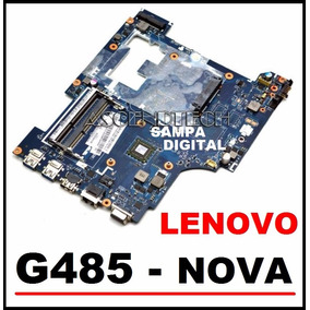 Placa Mãe Lenovo Ideapad G485 Qawge La-8681p Notebook - Nova