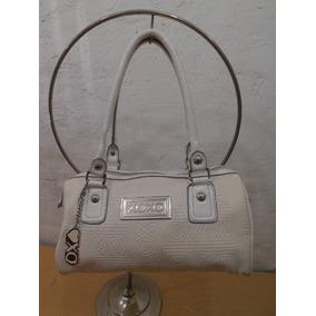 Bolso Bolsa Mujer Xoxo Blanca #925