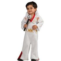 Elvis Presley Romper Costume, Niño Pequeño